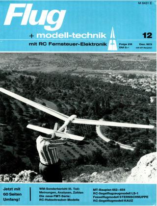 FMT - FLUGMODELL UND TECHNIK 12/1973