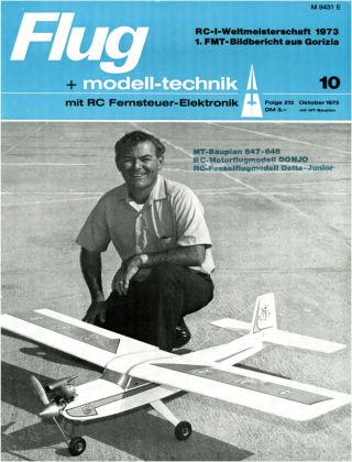 FMT - FLUGMODELL UND TECHNIK 10/1973