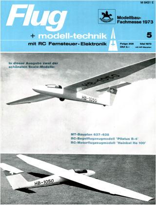 FMT - FLUGMODELL UND TECHNIK 05/1973