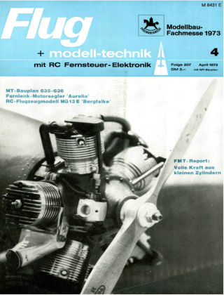 FMT - FLUGMODELL UND TECHNIK 04/1973