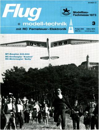 FMT - FLUGMODELL UND TECHNIK 03/1973