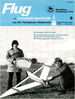 FMT - FLUGMODELL UND TECHNIK 02/1973