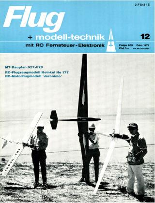 FMT - FLUGMODELL UND TECHNIK 12/1972