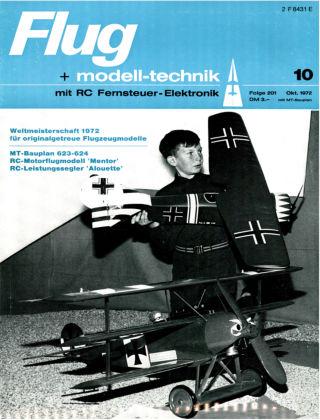 FMT - FLUGMODELL UND TECHNIK 10/1972