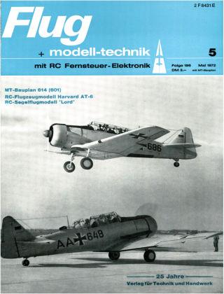 FMT - FLUGMODELL UND TECHNIK 05/1972