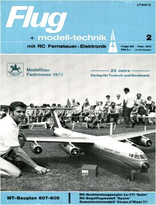 FMT - FLUGMODELL UND TECHNIK 02/1972