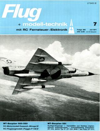 FMT - FLUGMODELL UND TECHNIK 07/1971