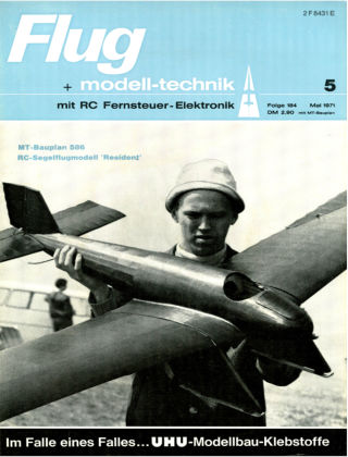 FMT - FLUGMODELL UND TECHNIK 05/1971