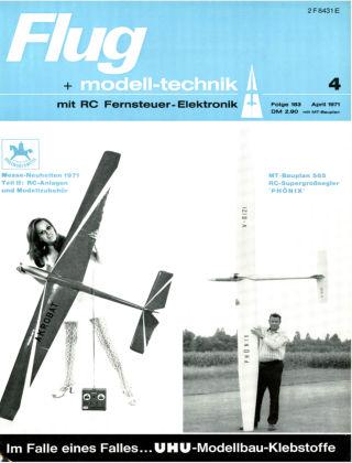 FMT - FLUGMODELL UND TECHNIK 04/1971