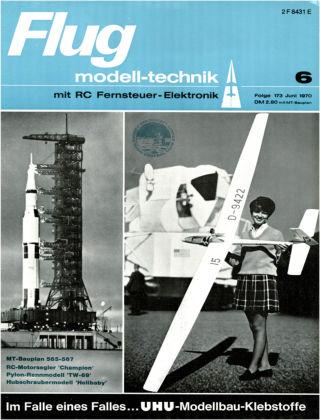 FMT - FLUGMODELL UND TECHNIK 06/1970