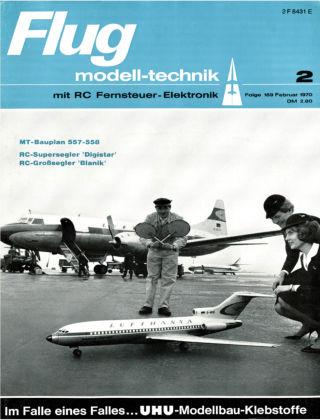 FMT - FLUGMODELL UND TECHNIK 02/1970