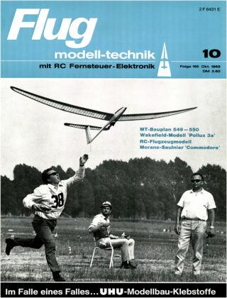 FMT - FLUGMODELL UND TECHNIK 10/1969