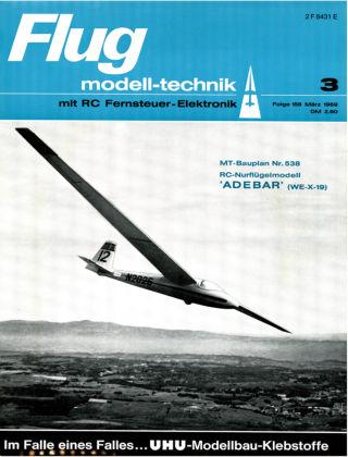 FMT - FLUGMODELL UND TECHNIK 03/1969