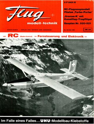 FMT - FLUGMODELL UND TECHNIK 05/1968