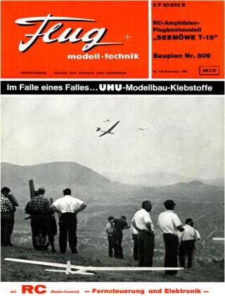FMT - FLUGMODELL UND TECHNIK 11/1967
