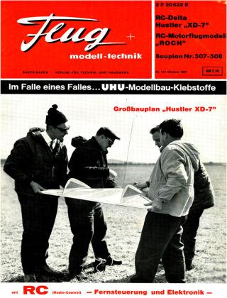 FMT - FLUGMODELL UND TECHNIK 10/1967
