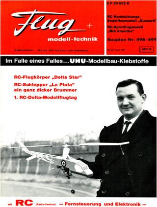 FMT - FLUGMODELL UND TECHNIK 06/1967