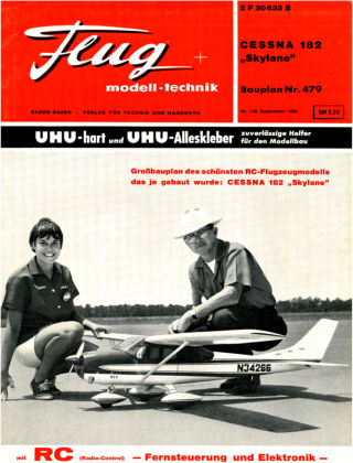FMT - FLUGMODELL UND TECHNIK 09/1966