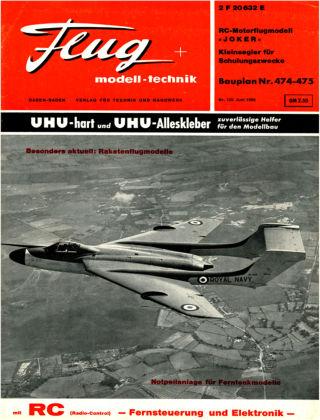 FMT - FLUGMODELL UND TECHNIK 06/1966