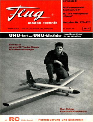 FMT - FLUGMODELL UND TECHNIK 04/1966