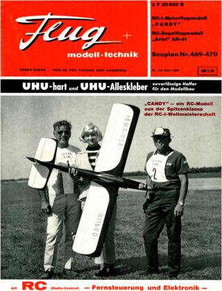 FMT - FLUGMODELL UND TECHNIK 03/1966