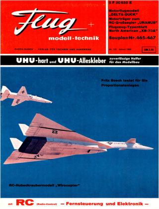 FMT - FLUGMODELL UND TECHNIK 01/1966