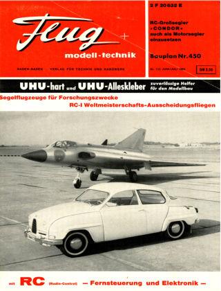 FMT - FLUGMODELL UND TECHNIK 06/1965