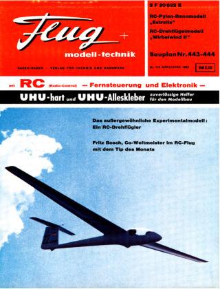 FMT - FLUGMODELL UND TECHNIK 03/1965