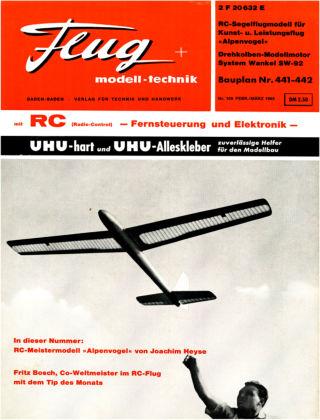 FMT - FLUGMODELL UND TECHNIK 02/1965