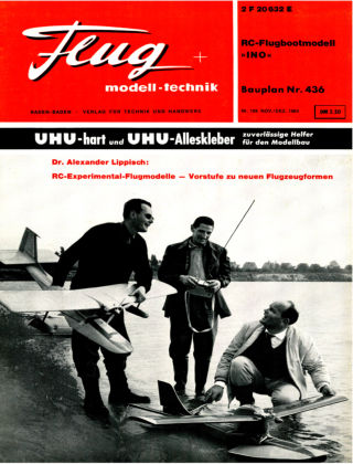 FMT - FLUGMODELL UND TECHNIK 12/1964
