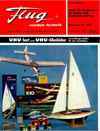 FMT - FLUGMODELL UND TECHNIK 12/01/1964/65