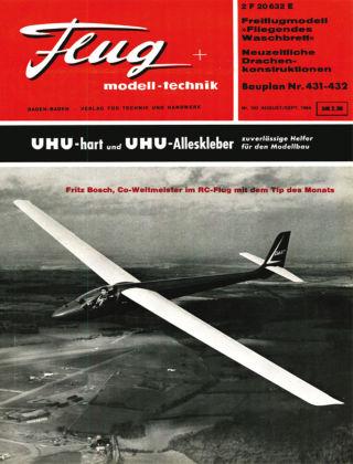 FMT - FLUGMODELL UND TECHNIK 09/1964