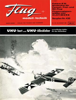 FMT - FLUGMODELL UND TECHNIK 08/1964