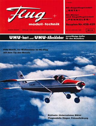 FMT - FLUGMODELL UND TECHNIK 07/1964