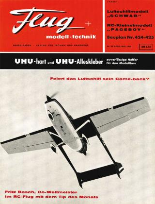 FMT - FLUGMODELL UND TECHNIK 05/1964