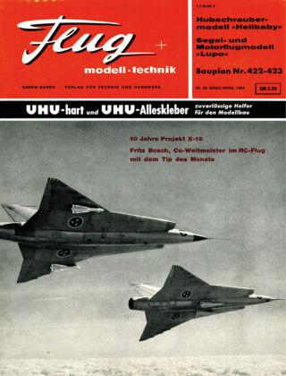FMT - FLUGMODELL UND TECHNIK 04/1964