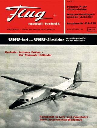 FMT - FLUGMODELL UND TECHNIK 02/1964