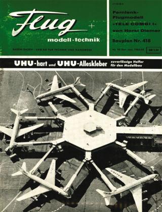 FMT - FLUGMODELL UND TECHNIK 01/1964