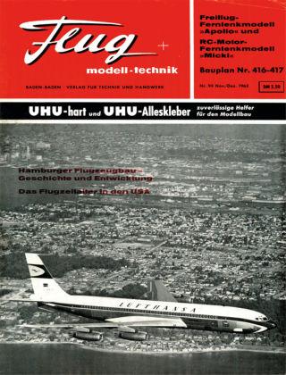 FMT - FLUGMODELL UND TECHNIK 12/1963