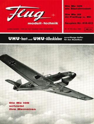 FMT - FLUGMODELL UND TECHNIK 11/1963
