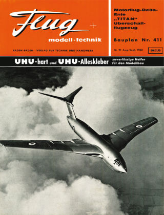 FMT - FLUGMODELL UND TECHNIK 09/1963