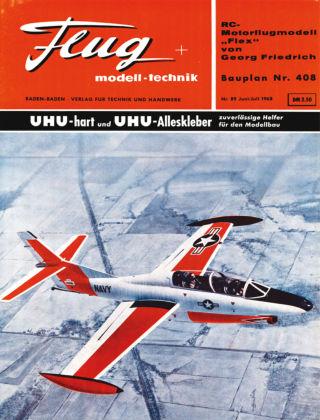 FMT - FLUGMODELL UND TECHNIK 07/1963