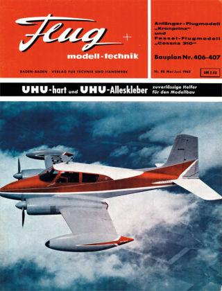 FMT - FLUGMODELL UND TECHNIK 06/1963
