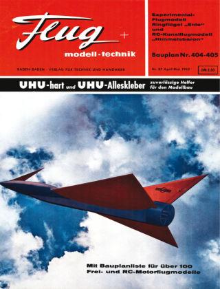 FMT - FLUGMODELL UND TECHNIK 05/1963