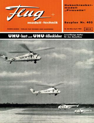 FMT - FLUGMODELL UND TECHNIK 04/1963