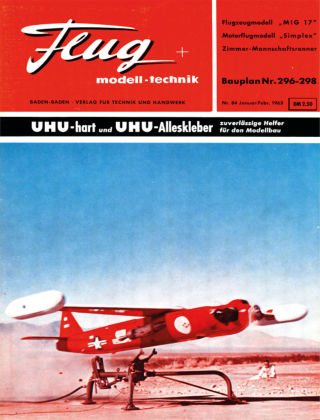 FMT - FLUGMODELL UND TECHNIK 01/02/1963