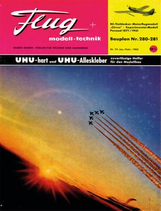 FMT - FLUGMODELL UND TECHNIK 01/02/1962