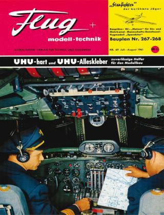 FMT - FLUGMODELL UND TECHNIK 07/08/1961