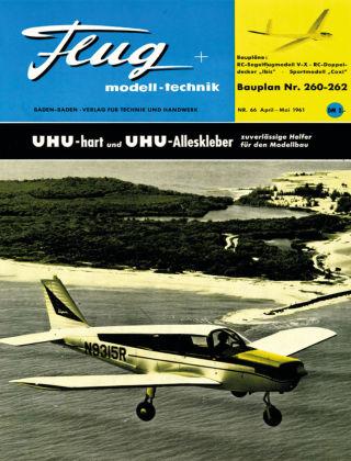 FMT - FLUGMODELL UND TECHNIK 04/05/1961