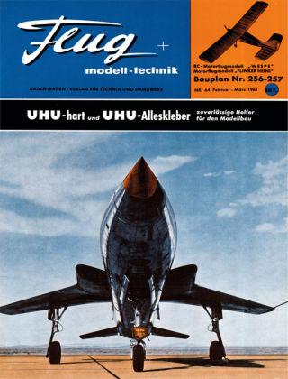 FMT - FLUGMODELL UND TECHNIK 02/03/1961
